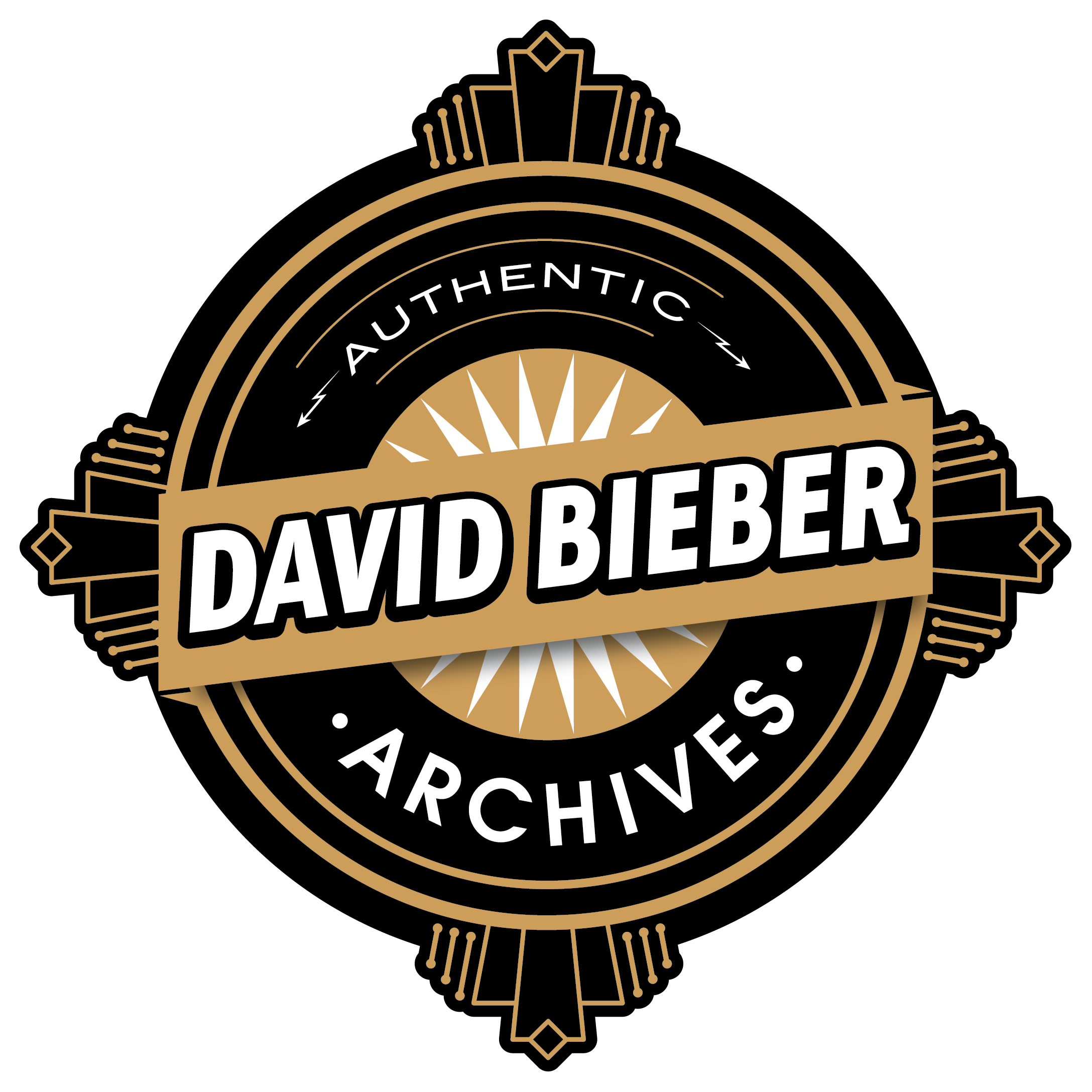 David Bieber Archives logo
